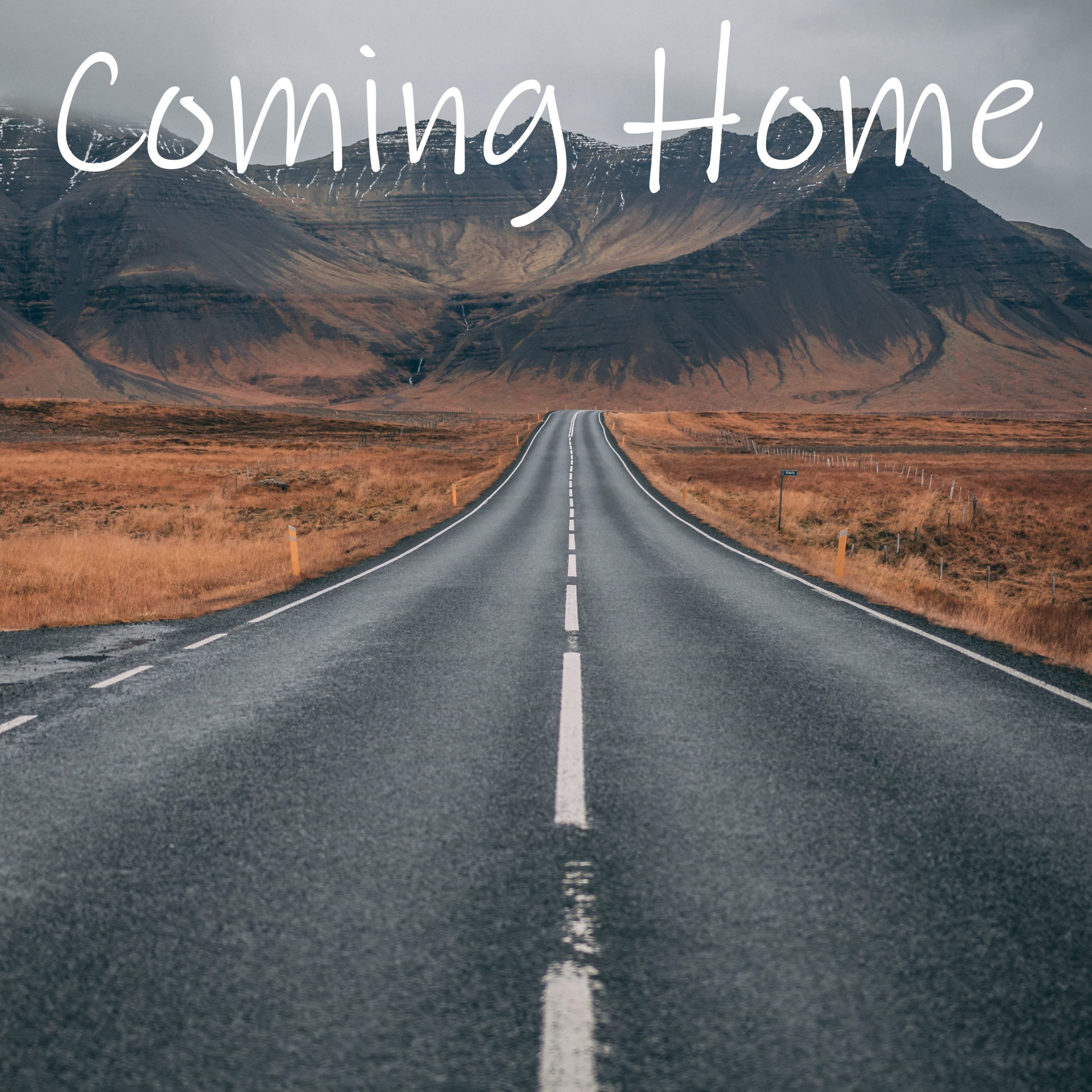 Comin' Home – acoustic guitar